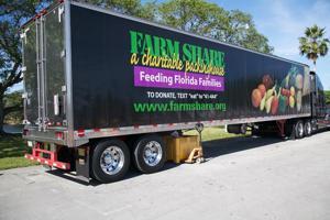 Farm Share Truck