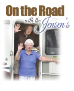 On the Road with the Jensen's