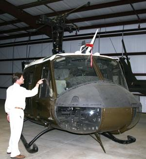 U.S. Army Aviation Museum prepares for expansion