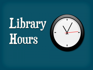 Image result for special library hours
