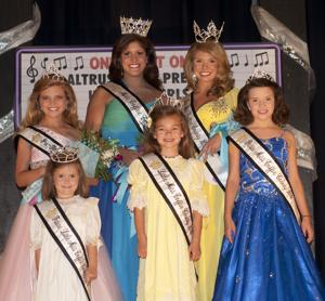 2012-2013 Coffee County Queens