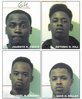 Arrests made in Elba High School burglary