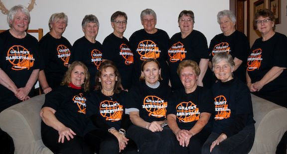 Taking granny style to another level: Faribault Hotshots to host Granny Basketball tournament