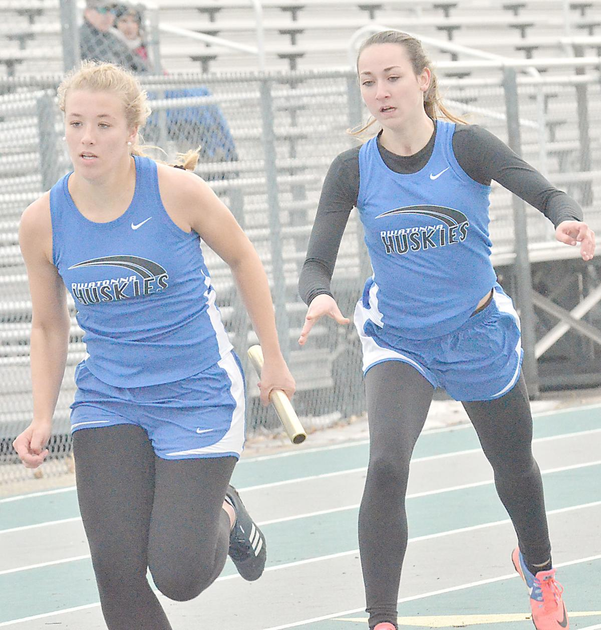 Track and field from Faribault nonconference invite