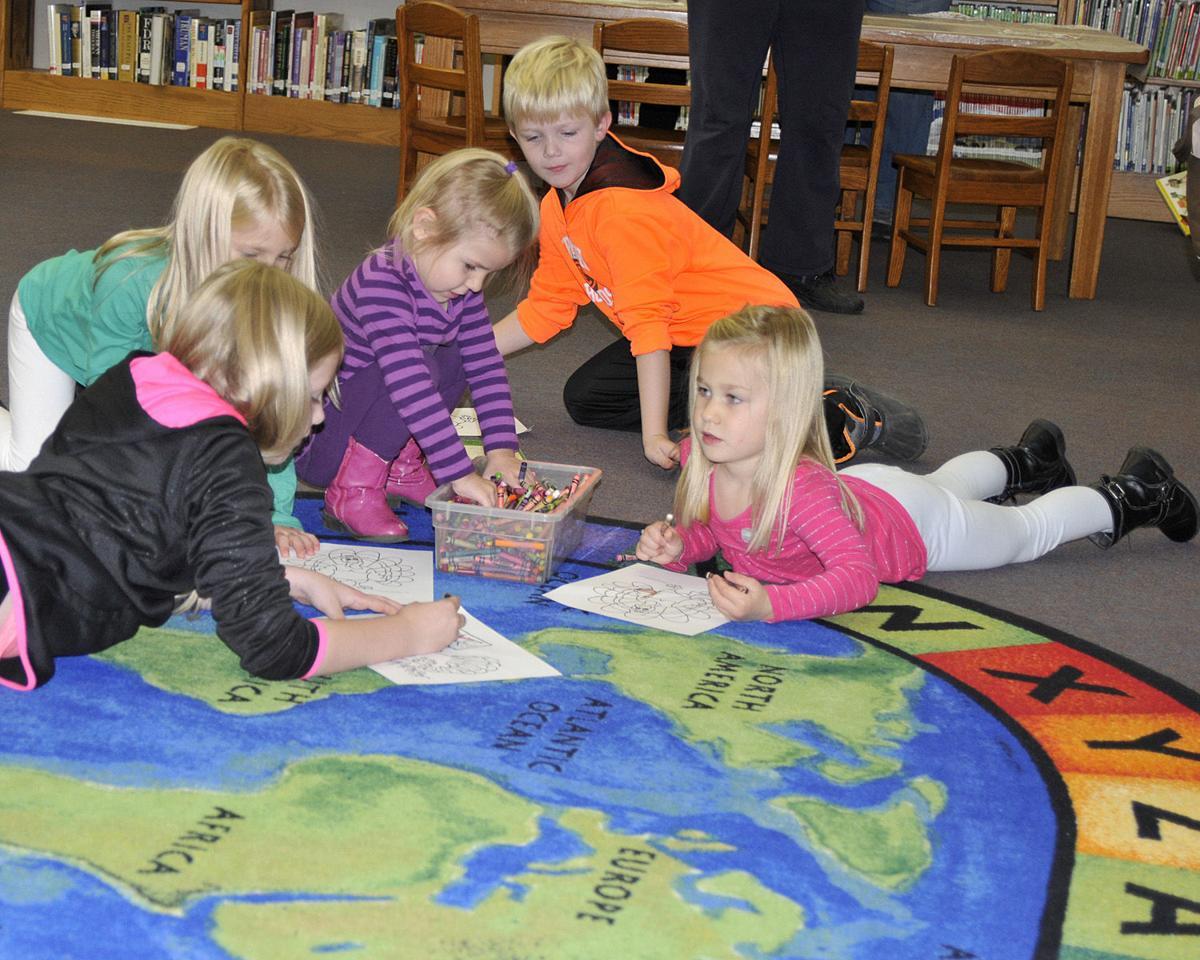 Programming days increased at Kenyon Library story time