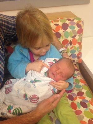 Birth: Tate Lee Motley of Portland, OR