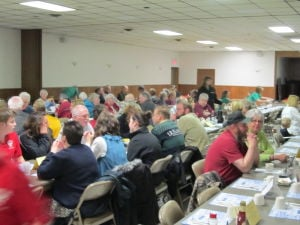 Overwhelming support for Waseca Lions during pancake breakfast