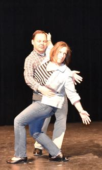 "Couples thrilled to support Healthy Seniors through ""Dancing with Our Steele County Stars"""