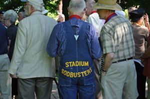 Carleton Reunion: stadium sodbuster