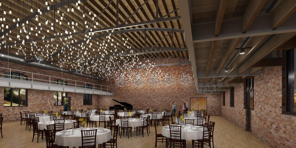 former st peter armory to be e wedding event venue