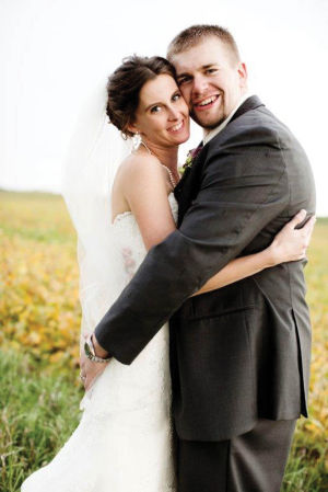 Wedding: Amanda Erin-Kuchenbecker and Derek Jordan Arens