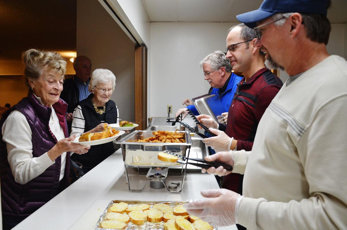 Blooming Prairie Knights of Columbus annual fish fry draws area residents