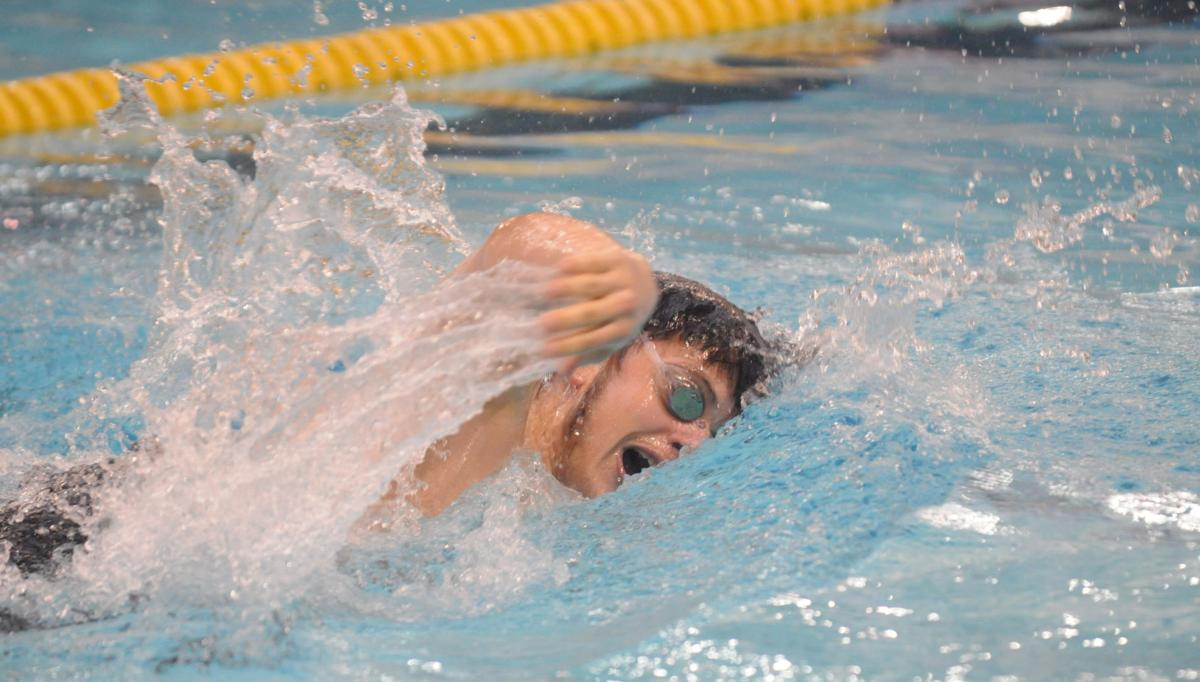 Boys Swimming And Diving Northfield Finds Droves Of Lifetime Best Times At True Team State