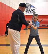 TCU Community Education hosts Twins Play Ball! clinic