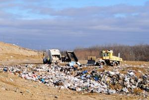 Where trash goes