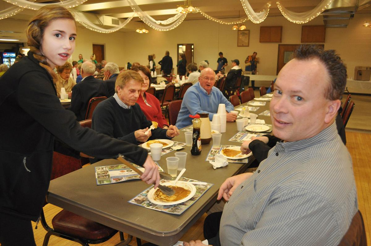 GALLERY: It was steady as she goes at 50th annual Lions Pancake Breakfast