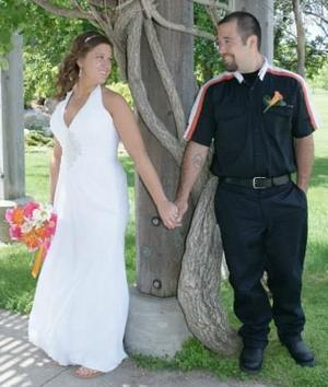 Wedding: Jared Christopher Anderberg and Amanda Lee Anderberg