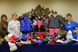 Clothing drive brings in over 100 items for Le Sueur/Henderson students