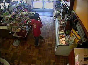 Kwik Trip robbery suspect