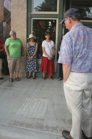 Northfield's 5th Sidewalk Poetry Competition kicks off