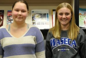 Waseca students advance in Patriot's Pen essay contest