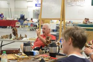 Carving instructors