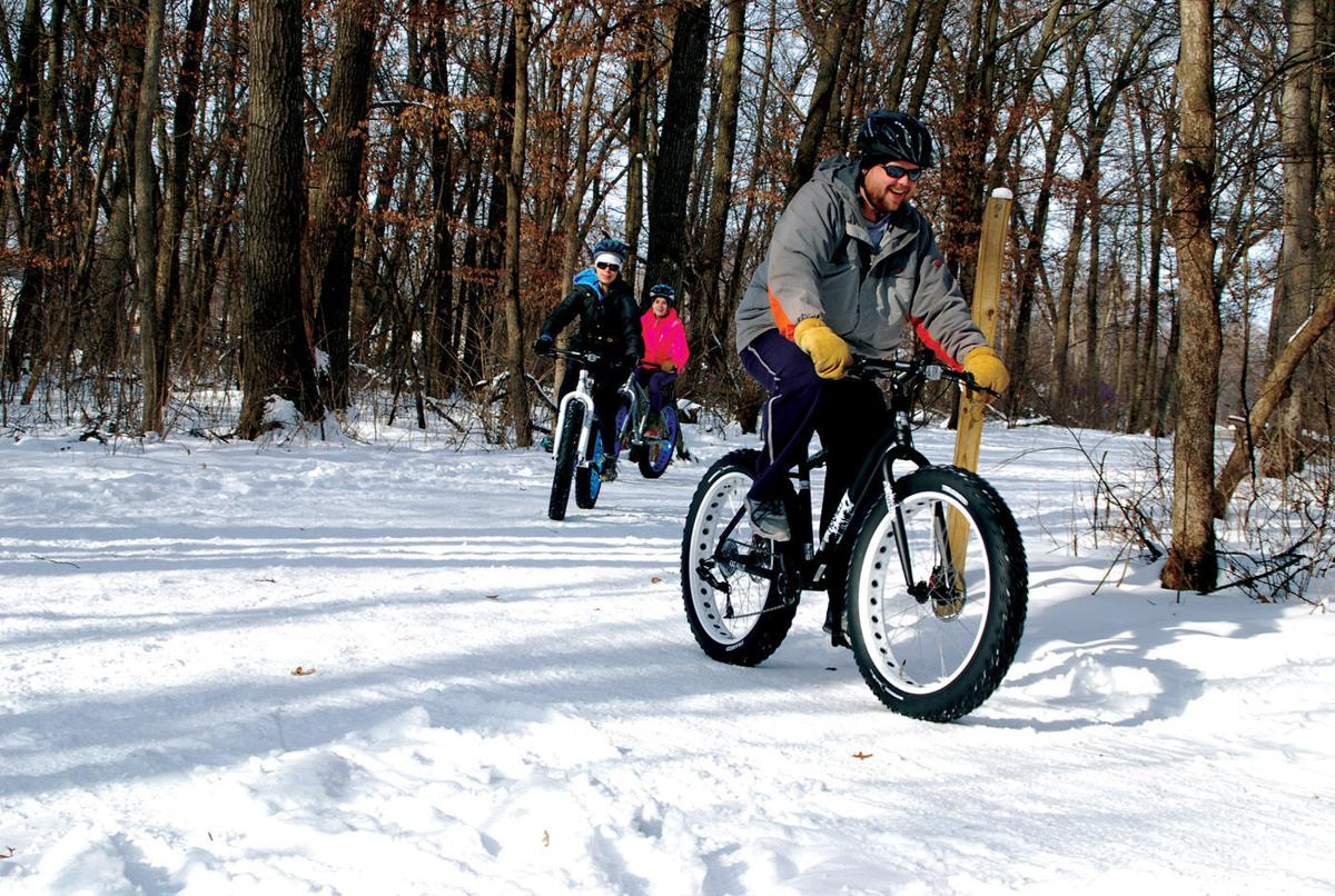 Weekend Out features fat tire bikes, more outdoor events