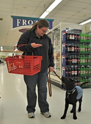 Leader Dog for the Blind