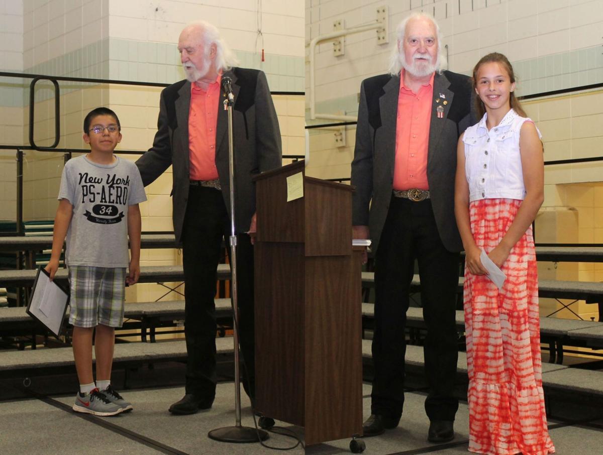 Elks club essay contest