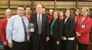 Chamber honors Schmidt Hoehn with Roots Award