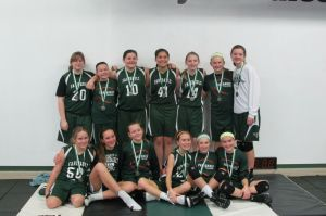 Faribault traveling sixth-grade girls basketball team takes second at 'Winter Blast'