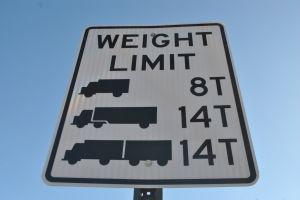 Weight limit