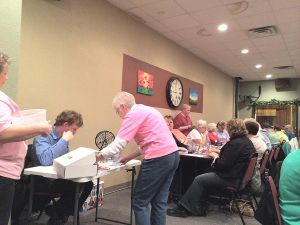 Blooming Prairie Cancer Group holds 'Ham Bingo'