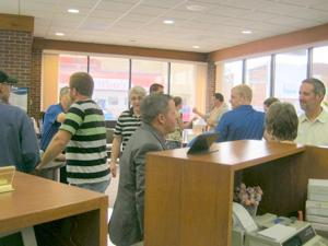 "Janesville State Bank promotes ""Go Local"" Program"