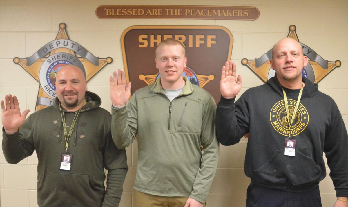 Sheriff's Office adds deputies for first time in 27-plus years