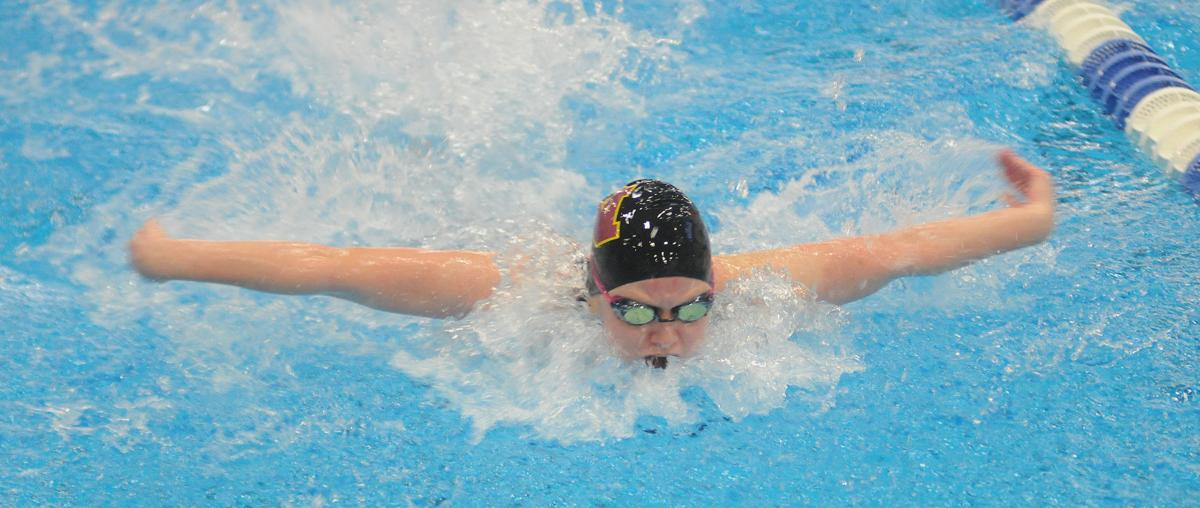 Girls Swimming And Diving Northfield Claims Section 1a Title Despite Adversity Sports
