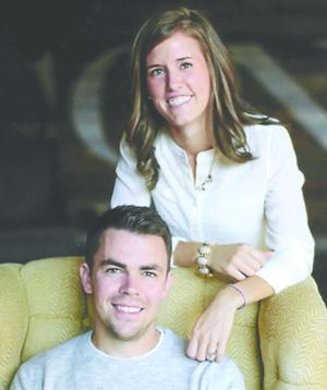 Engagement:  Allison Jean Baker and Daniel Thomas Frush