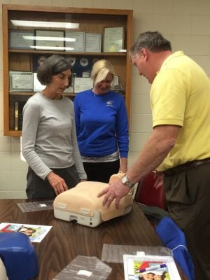 CPR Training in Le Sueur