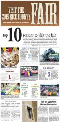 Rice Co Fair 2015