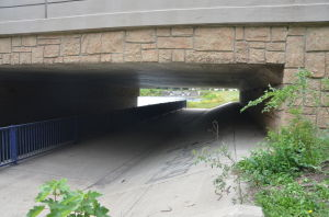 Second Avenue underpass