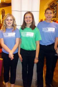 Three K-W students selected for Minnesota State 9-10 Grade Honors Choir