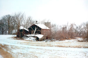 This was my barn