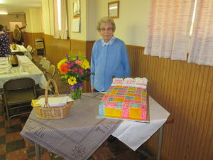 Renneke turns 100 years old