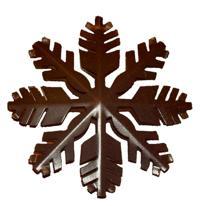 Winter Walk Snowflake Ornament Hunt Clue No. 1