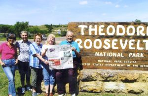 Owatonna People's Press visits the Theodore Roosevelt National Park