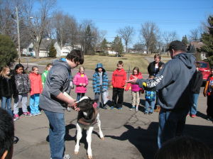 Area third-graders celebrate 24th year of Ag in the Classroom