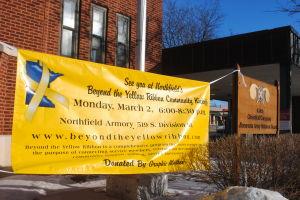 Beyond the Yellow Ribbon Banner