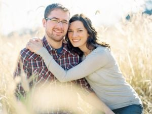 Jessica Hammes and Jason Lind of Richmond