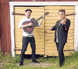 Arto and Antti Järvelä