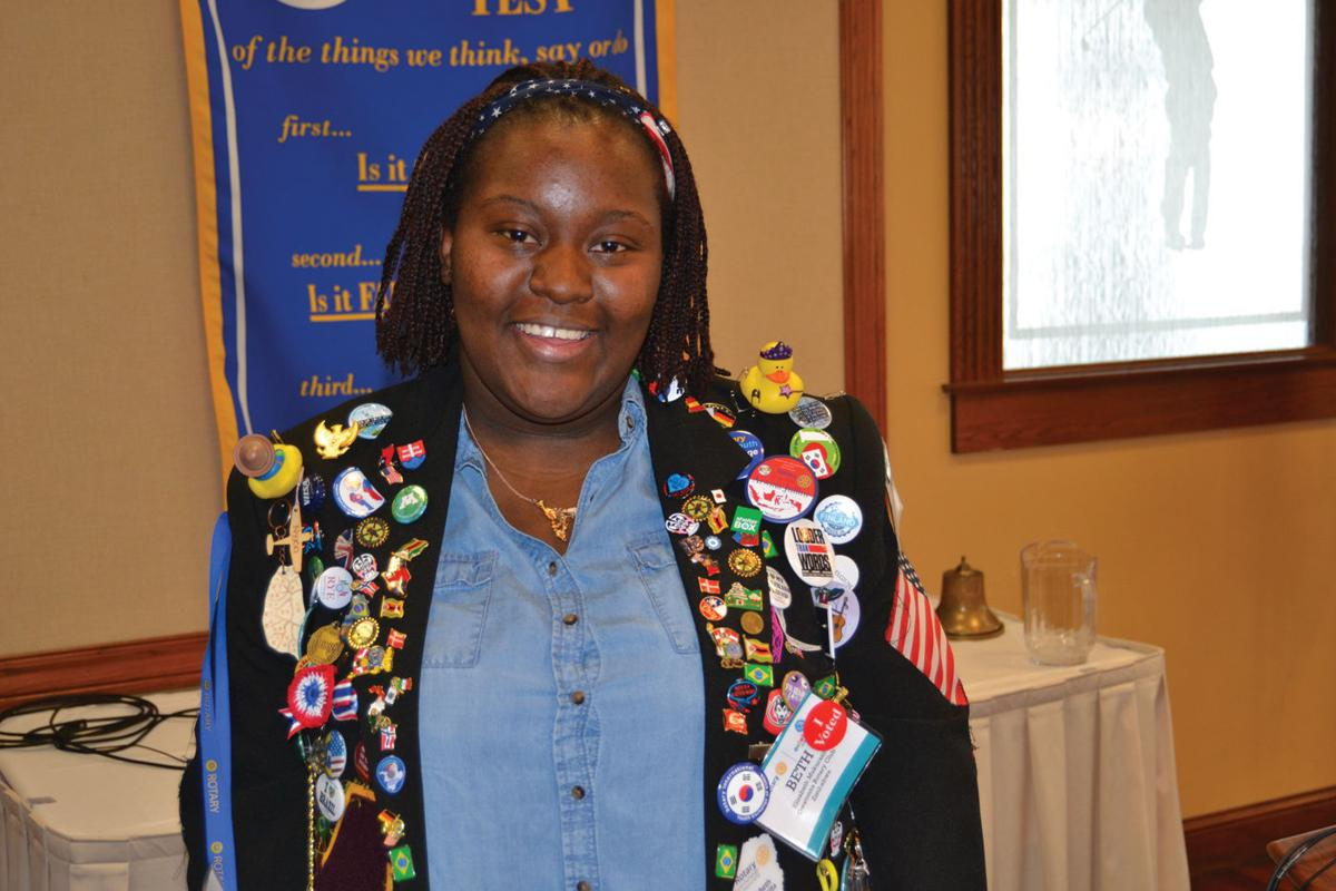 Rotary Youth Exchange student heads back to Zimbabwe after year in Steele County
